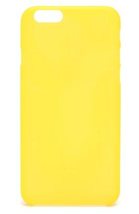 Мужской чехол для iphone 6/6s OZAKI желтого цвета, арт. OC555YL | Фото 1