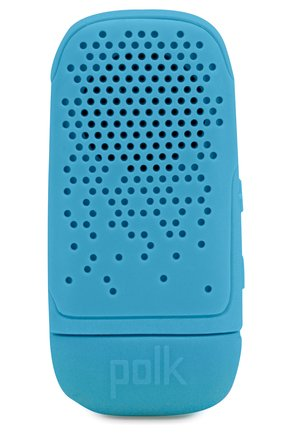 Мужские портативная акустика boom bit POLK AUDIO голубого цвета, арт. Polk Boom Bit Blue | Фото 1