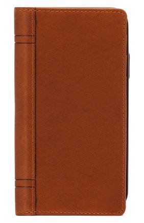 Мужской чехол на руку для iphone x/xs TWELVE SOUTH коричневого цвета, арт. 12-1744 | Фото 1