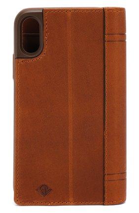 Мужской чехол на руку для iphone x/xs TWELVE SOUTH коричневого цвета, арт. 12-1744 | Фото 2