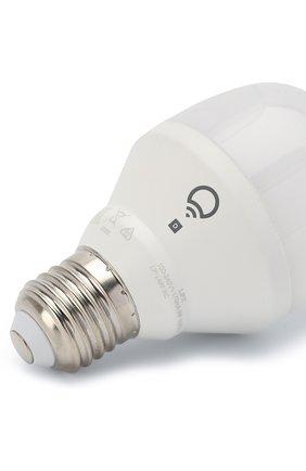 Мужской управляемая лампа lifx mini day & dusk a19 e27 LIFX белого цвета, арт. L3A19MTW08E27 | Фото 2