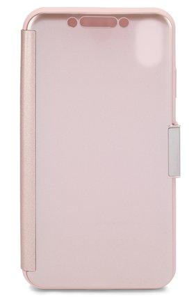 Мужской чехол для iphone xs max  MOSHI розового цвета, арт. 99MO102303 | Фото 2