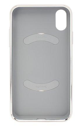 Мужской чехол для iphone xr MOSHI белого цвета, арт. 99MO113101 | Фото 2