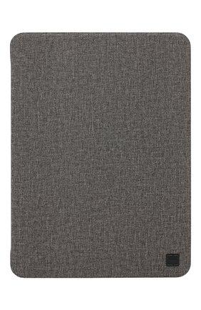 "Мужской чехол для ipad pro 11"" UNIQ серого цвета, арт. NPDP11YKR(2018)-KNVPGRY | Фото 1"