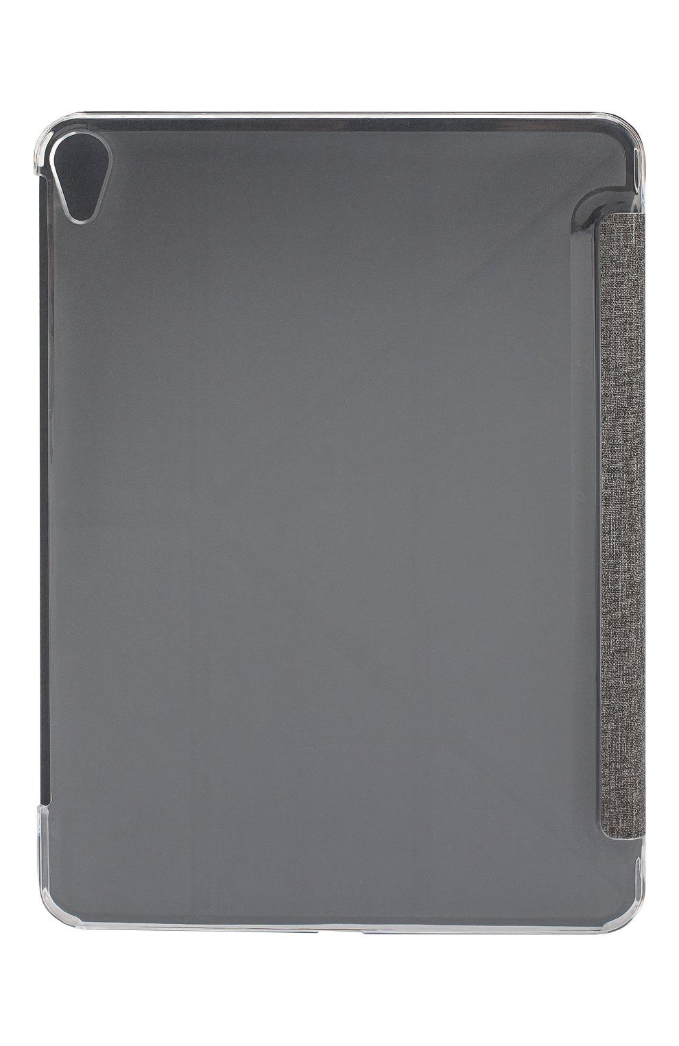 "Мужской чехол для ipad pro 11"" UNIQ серого цвета, арт. NPDP11YKR(2018)-KNVPGRY   Фото 2"