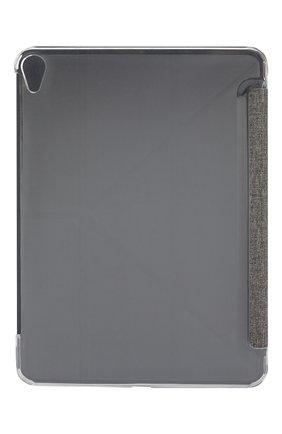 "Мужской чехол для ipad pro 11"" UNIQ серого цвета, арт. NPDP11YKR(2018)-KNVPGRY | Фото 2"
