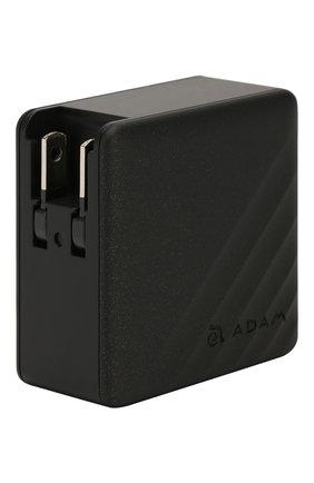 Мужская сетевое зарядное устройство ADAM ELEMENTS черного цвета, арт. APAADP5BK | Фото 2