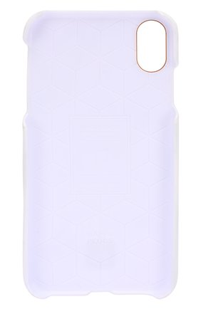 Мужской чехол для iphone xs max  HAPPY PLUGS белого цвета, арт. 9326 | Фото 2