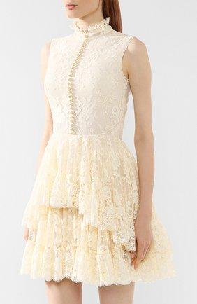 Кружевное платье   Фото №3