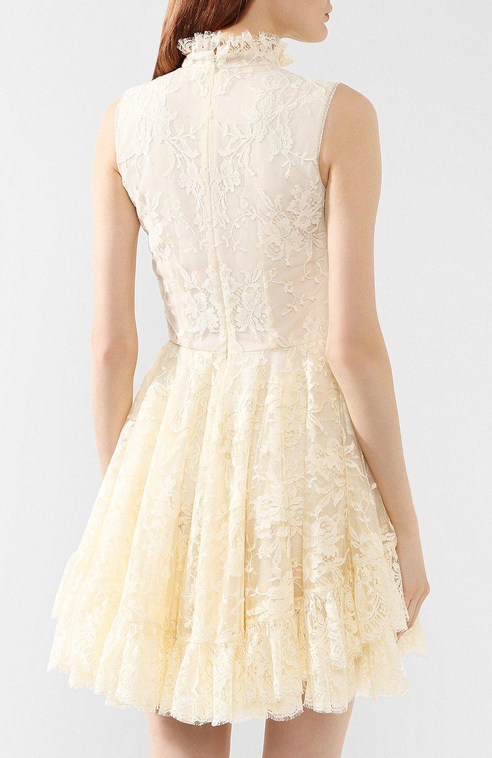 Кружевное платье   Фото №4