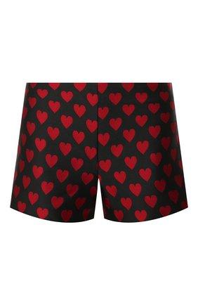 Женские шорты REDVALENTINO разноцветного цвета, арт. SR3RFB50/49Q | Фото 1