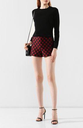 Женские шорты REDVALENTINO разноцветного цвета, арт. SR3RFB50/49Q | Фото 2