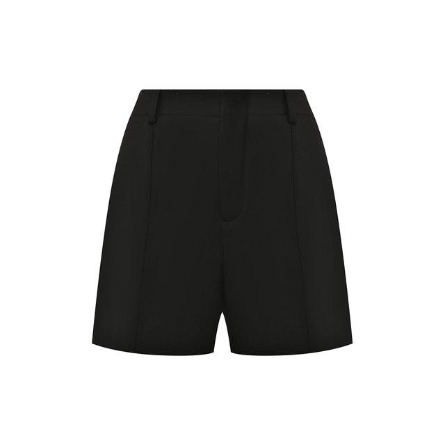 Шерстяные шорты Chloé