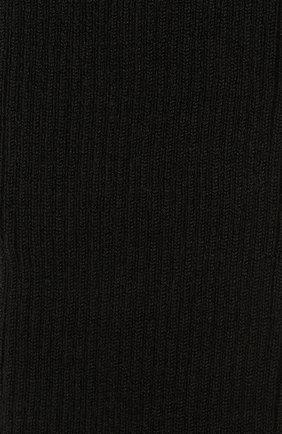Колготки из смеси кашемира и шелка | Фото №2