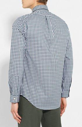 Хлопковая рубашка   Фото №4