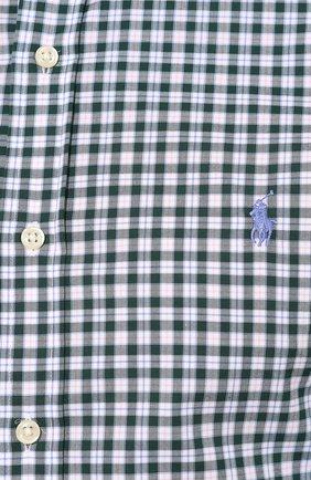 Хлопковая рубашка   Фото №5