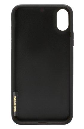 Мужской чехол для iphone x DOLCE & GABBANA красного цвета, арт. BP2418/AA236 | Фото 2