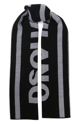 Шерстяной шарф   Фото №1