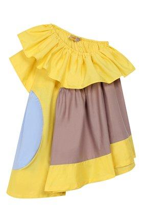 Платье на одно плечо   Фото №1
