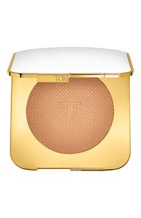 Бронзирующая пудра, оттенок 01 Gold Dust | Фото №1