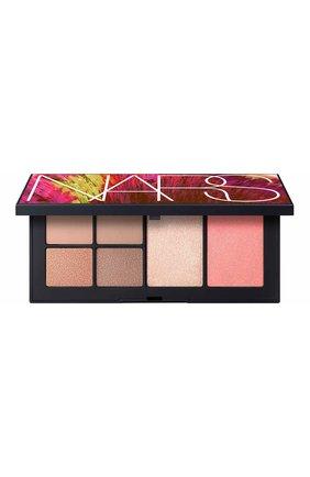 Палетка для макияжа lost in luster face palette NARS бесцветного цвета, арт. 1187NS | Фото 1