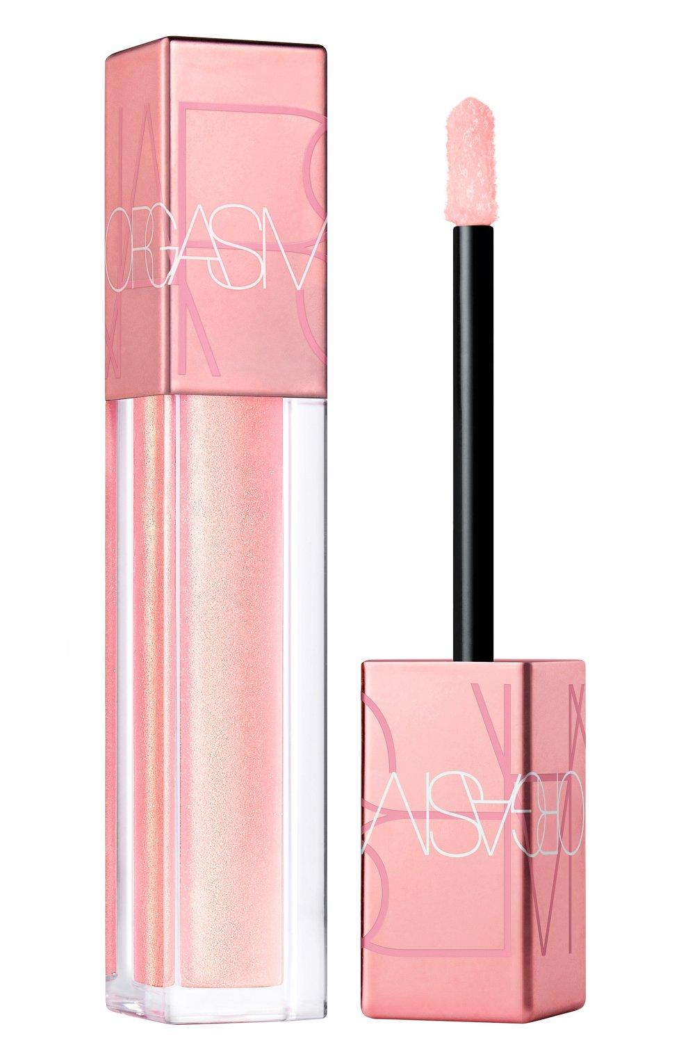 Женские масло для губ, оттенок orgasm NARS бесцветного цвета, арт. 1154NS   Фото 3