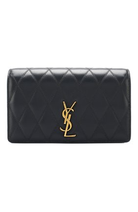 Женская сумка angie SAINT LAURENT серого цвета, арт. 568906/03UD7 | Фото 1