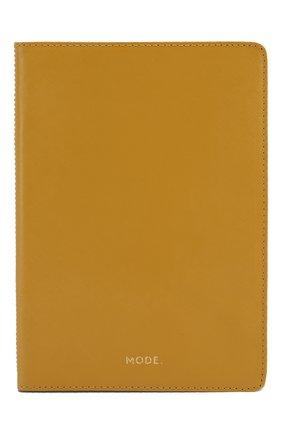 "Мужской чехол для ipad 9.7"" DBRAMANTE1928 желтого цвета, арт. TONIDEAM5189 | Фото 1"