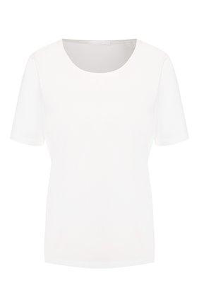 Женская футболка BOSS белого цвета, арт. 50390772 | Фото 1