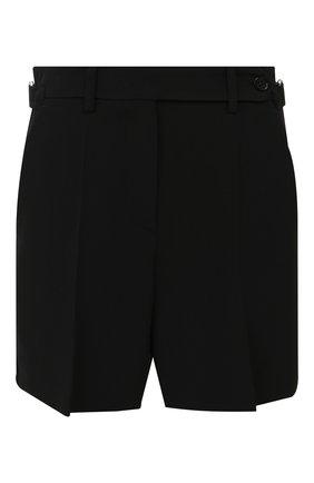 Женские шорты REDVALENTINO черного цвета, арт. SR3RFB20/2EU | Фото 1