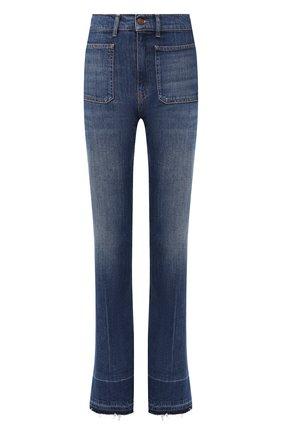 Женские джинсы POLO RALPH LAUREN синего цвета, арт. 211750478 | Фото 1
