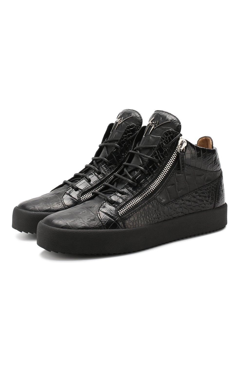 96d406d4 Мужская обувь Giuseppe Zanotti Design по цене от 22 150 руб. купить в  интернет-магазине ЦУМ