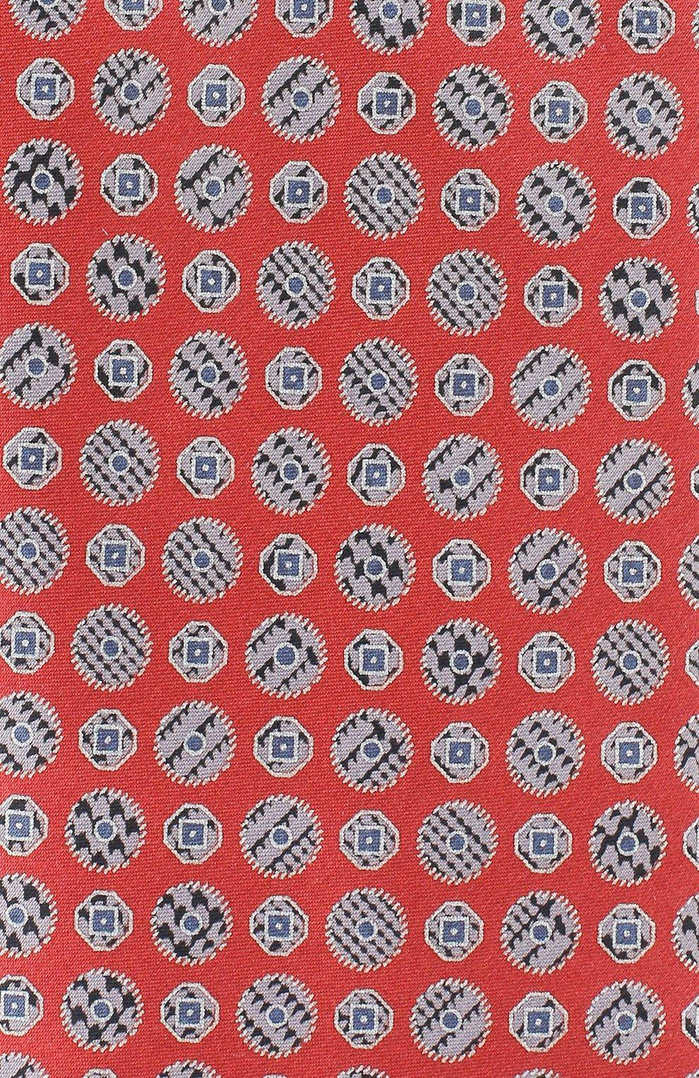 Комплект из галстука и платка   Фото №3