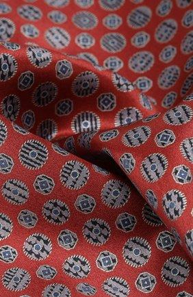 Комплект из галстука и платка   Фото №5