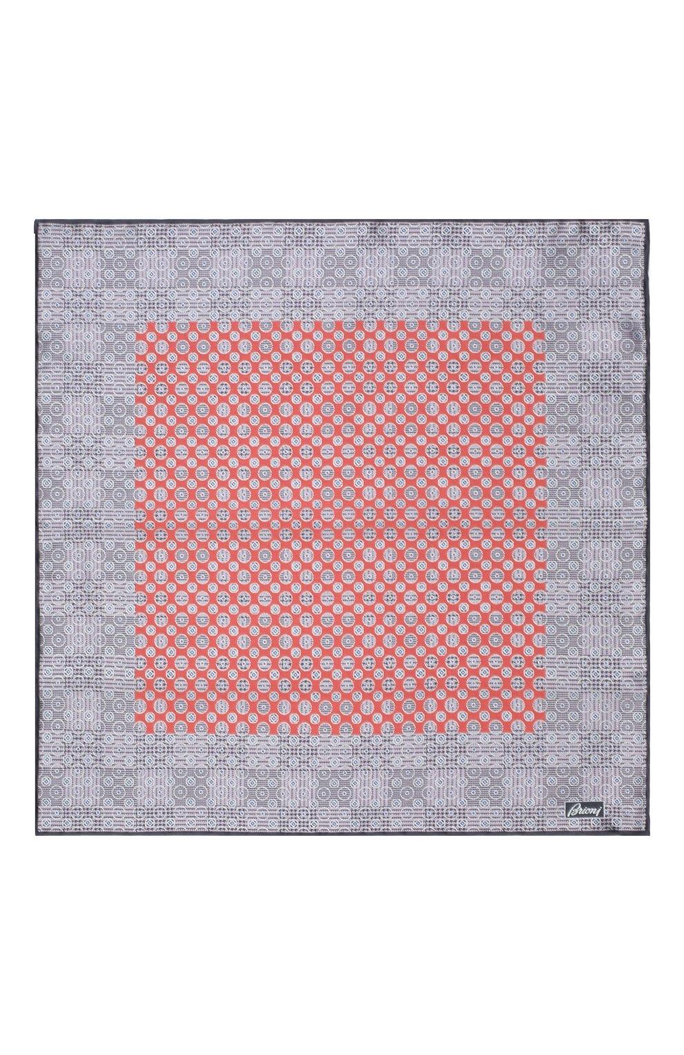 Комплект из галстука и платка   Фото №6