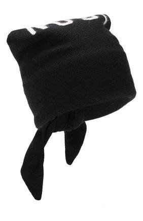 Повязка на голову из смеси шерсти и вискозы   Фото №1