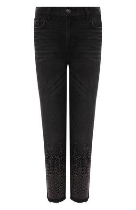 Женские джинсы CURRENT/ELLIOTT черного цвета, арт. 18-4-003918-PT00953   Фото 1