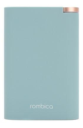 Мужского портативный аккумулятор neo alfa 8000mah ROMBICA голубого цвета, арт. ALF-00083 | Фото 1