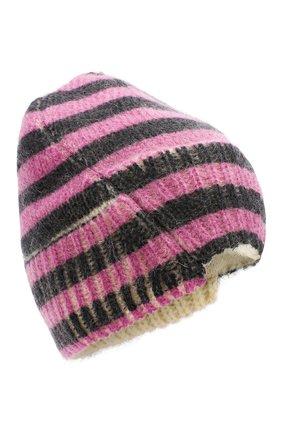 Шерстяная шапка 8 Moncler Palm Angels | Фото №1
