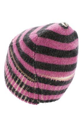 Шерстяная шапка 8 Moncler Palm Angels | Фото №2