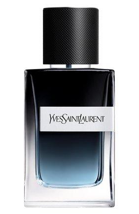 Мужской парфюмерная вода y YSL бесцветного цвета, арт. 3614272050341 | Фото 1