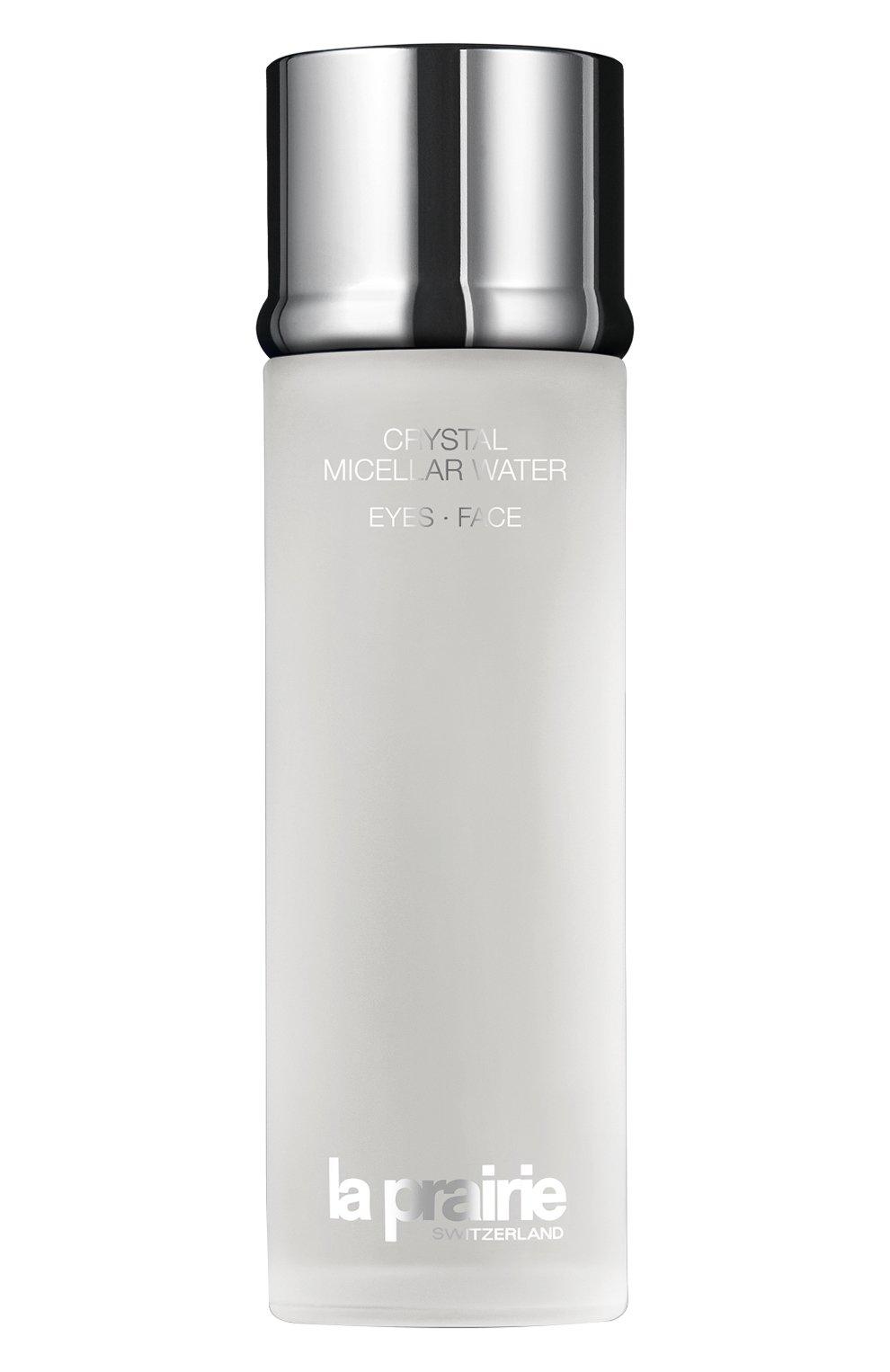 Женского мицеллярная вода crystal micellar water LA PRAIRIE бесцветного цвета, арт. 7611773097871 | Фото 1