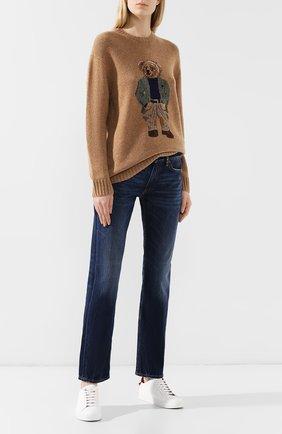 Женские джинсы RALPH LAUREN синего цвета, арт. 290767354 | Фото 2