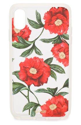 Мужской чехол для iphone xs max SONIX красного цвета, арт. 288-0265-0011 | Фото 1