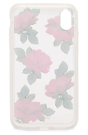 Мужской чехол для iphone xs max SONIX розового цвета, арт. 288-0266-0011 | Фото 2