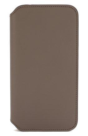 Мужской чехол для iphone x/xs APPLE серого цвета, арт. MQRY2ZM/A | Фото 1