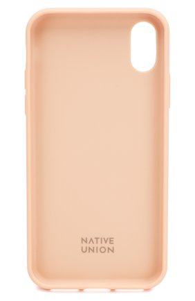 Мужской чехол для iphone x/xs NATIVE UNION розового цвета, арт. CCARD-ROSE-NP18S | Фото 2