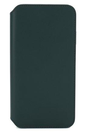 Мужской чехол для iphone xs max APPLE  темно-зеленого цвета, арт. MRX42ZM/A   Фото 1