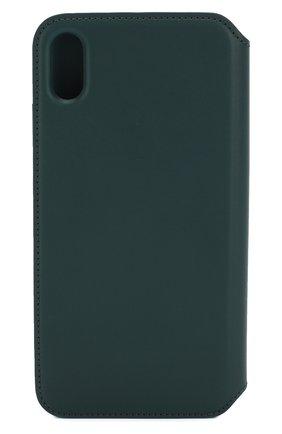 Мужской чехол для iphone xs max APPLE  темно-зеленого цвета, арт. MRX42ZM/A   Фото 2