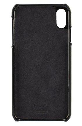 Мужской чехол для iphone xs max DBRAMANTE1928 зеленого цвета, арт. LOXPOLGR5180 | Фото 2
